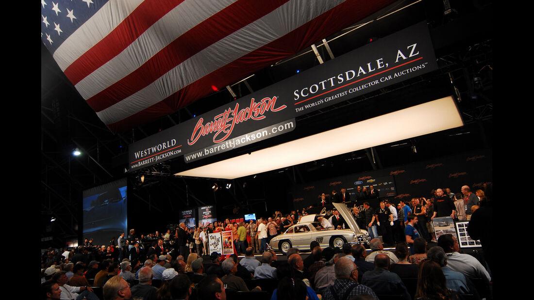Scottsdale, Auktion, Mercedes 300 SL