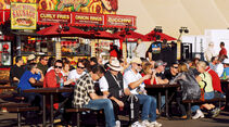 Scottsdale, Imbiss, Besucher