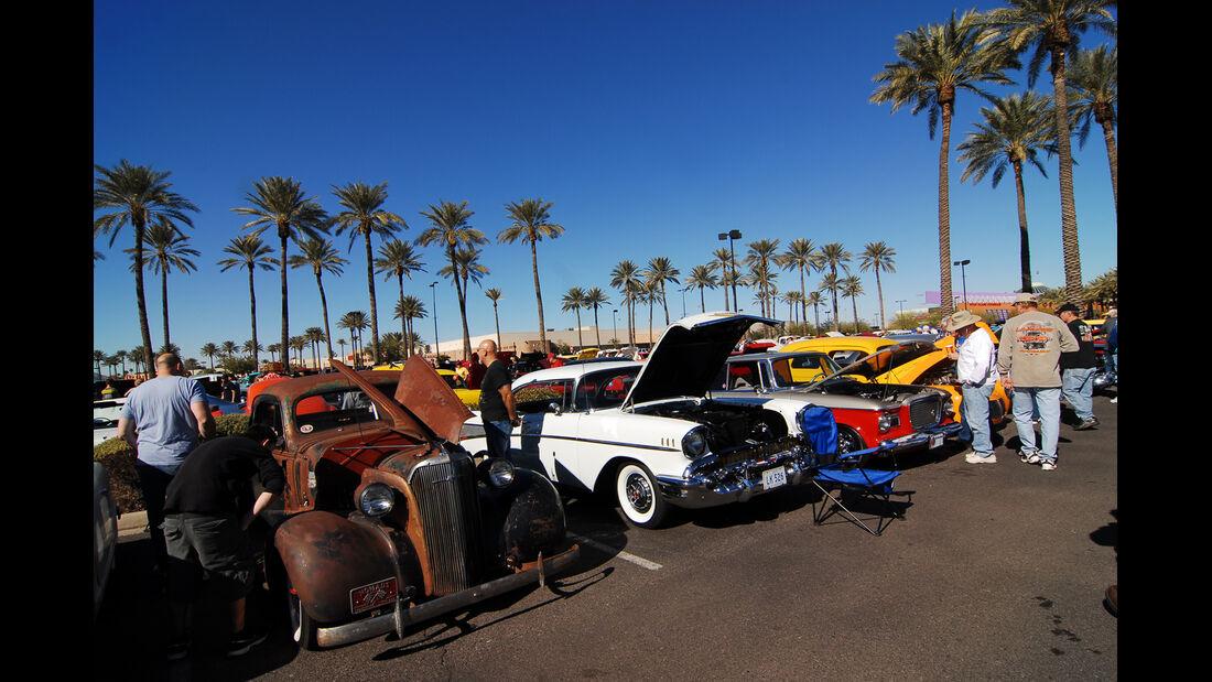 Scottsdale, Klassiker, Parkplatz