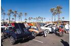 Scottsdale, Parkplatz, Oldtimertreffen