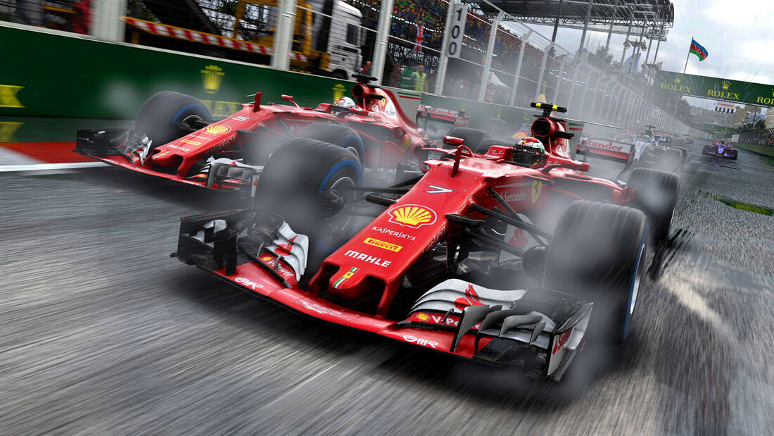 Screenshot - F1 2017 - Game