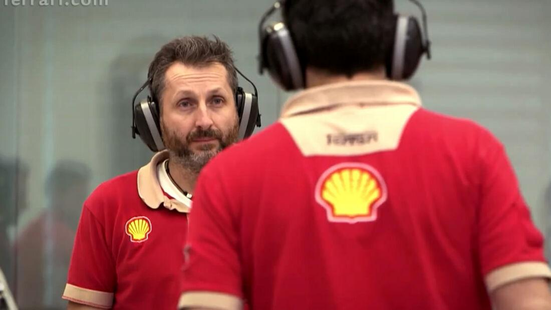 Screenshot - Ferrari Motor Fire-Up - 2016