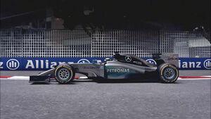 Screenshot - GP Singapur Vorschau - Lewis Hamilton - Mercedes - 2015