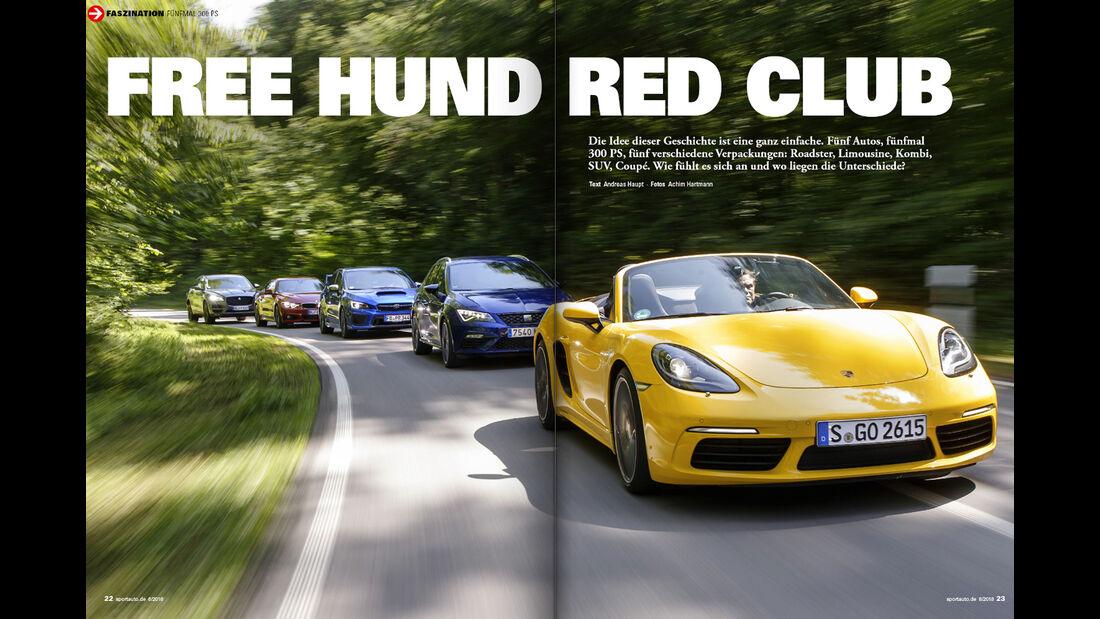 Screenshot - Heftvorschau - sport auto 8/2018