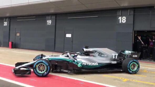 Screenshot - Mercedes W09 - F1-Auto 2018
