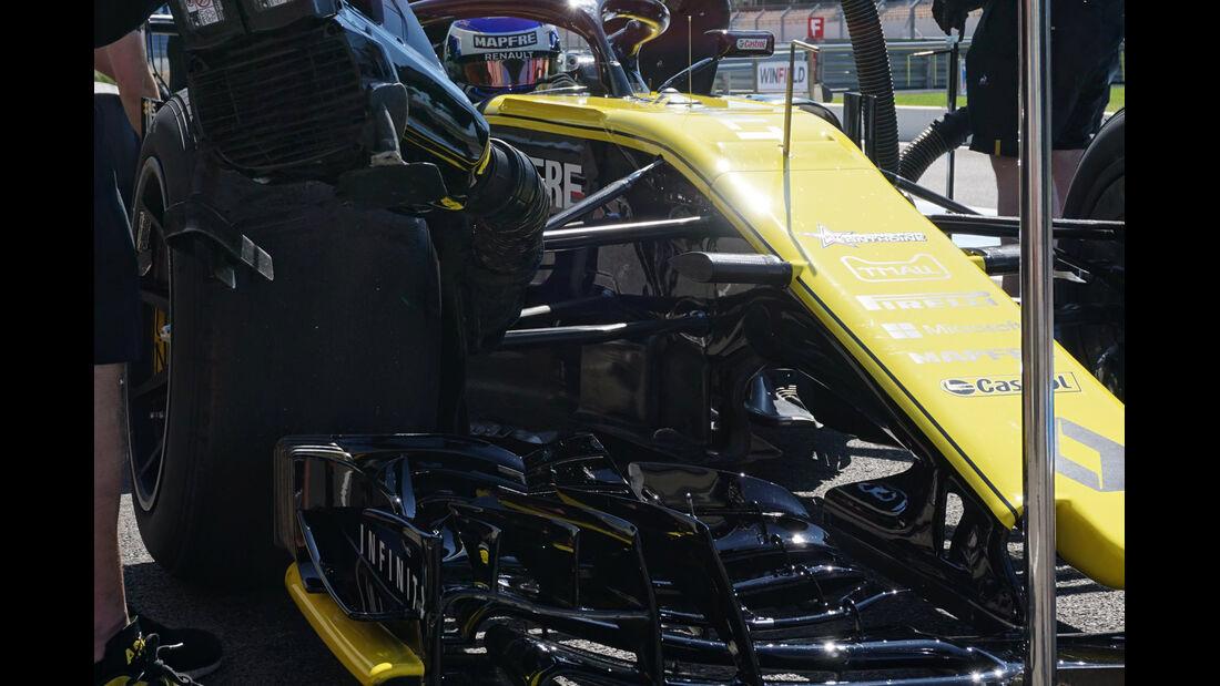 Screenshot - Pirelli - 18 Zoll - F1-Reifen - Test - Paul Ricard - 12. September 2019
