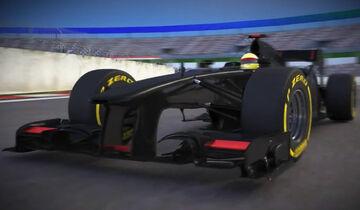Screenshot - Pirelli-Vorschau - GP Indien 2013