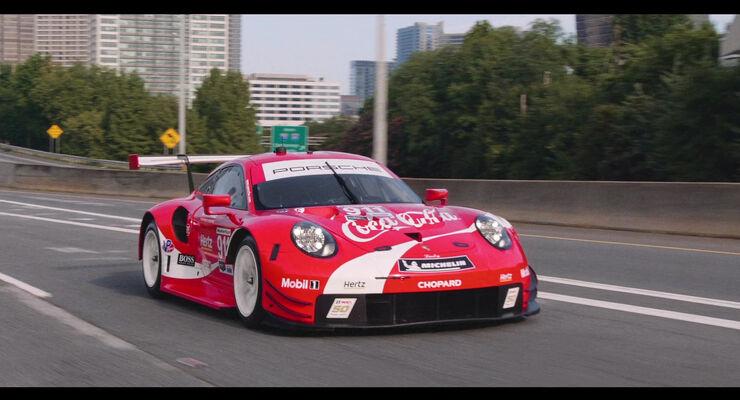 Screenshot - Porsche 911 RSR - Coca Cola - 2019