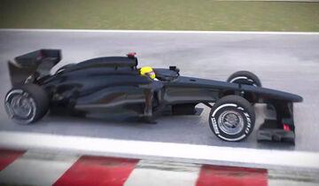 Screenshot Video pirelli Ungarn 2013