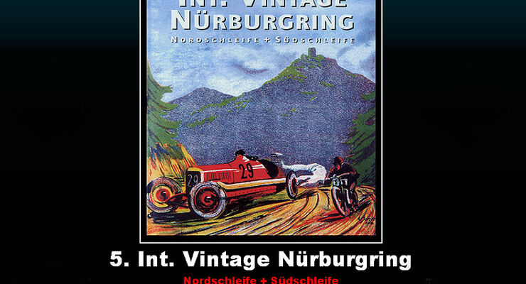 Screenshot Vintage Nürburgring