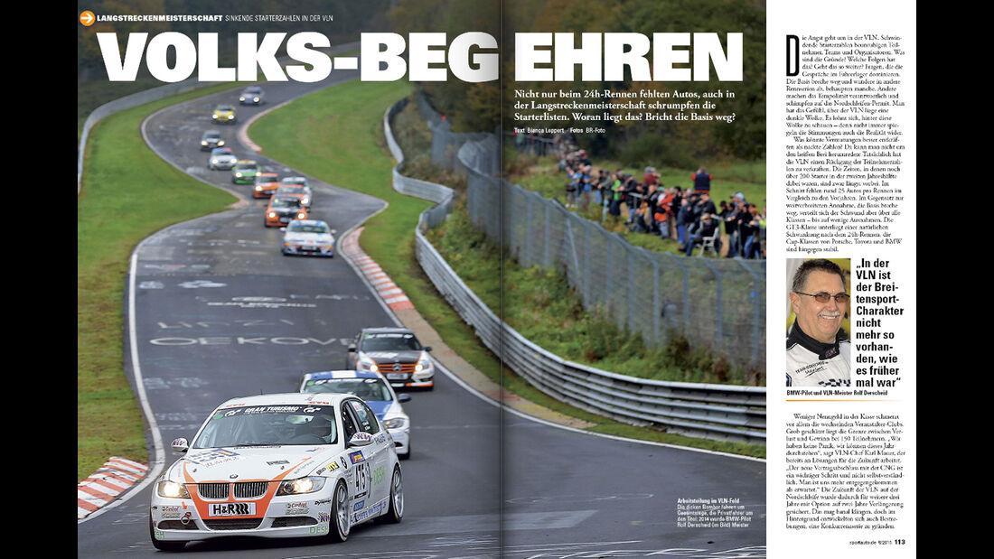 Screenshot - sport auto 09/15 - Heftvorschau