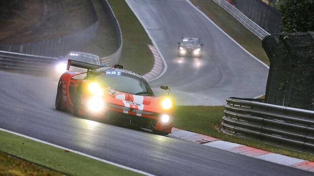 Scuderia Cameron Glickenhaus SCG004c - Startnummer 704 - 24h Rennen Nürburgring - Nürburgring-Nordschleife - 26. September 2020