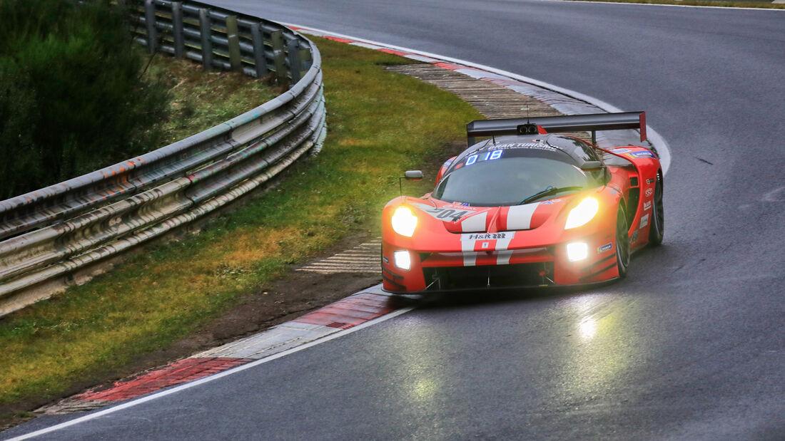 Scuderia Cameron Glickenhaus SCG004c - Startnummer 704 - 24h Rennen Nürburgring - Nürburgring-Nordschleife - 27. September 2020