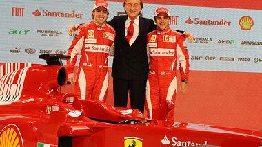 Scuderia Ferrari Launch