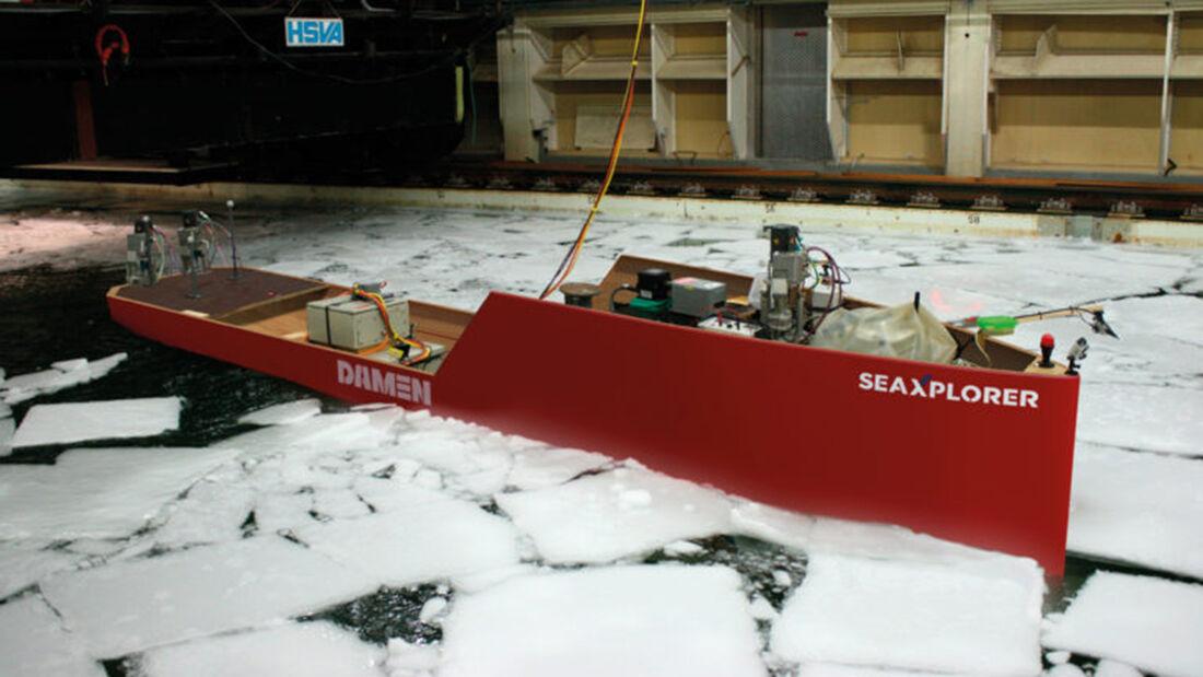 SeaXplorer 105