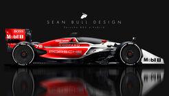 Sean Bull - F1-Concept 2021