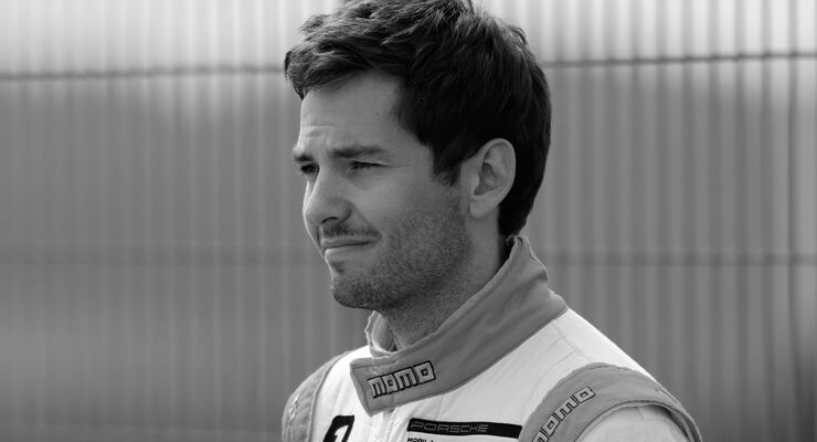 Sean Edwards -Porsche Superup 2013