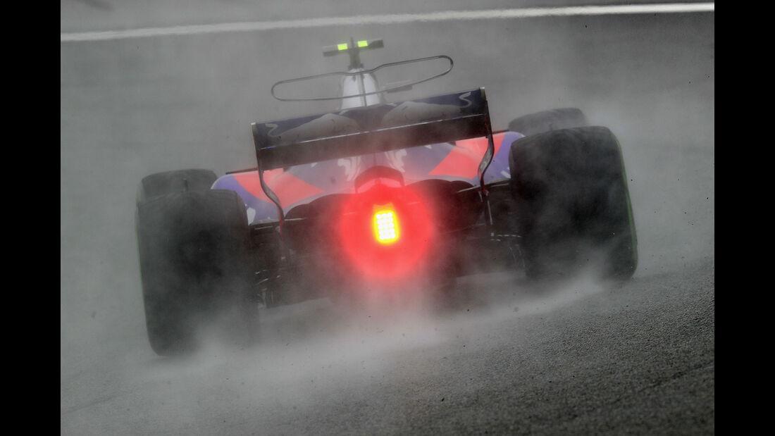 Sean Gelael - Toro Rosso - GP Malaysia - Sepang - 29. Oktober 2017