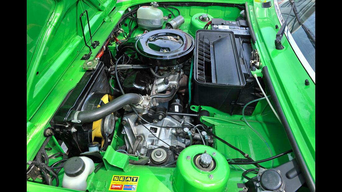 Seat 1200 Sport Bocanegra, Motor