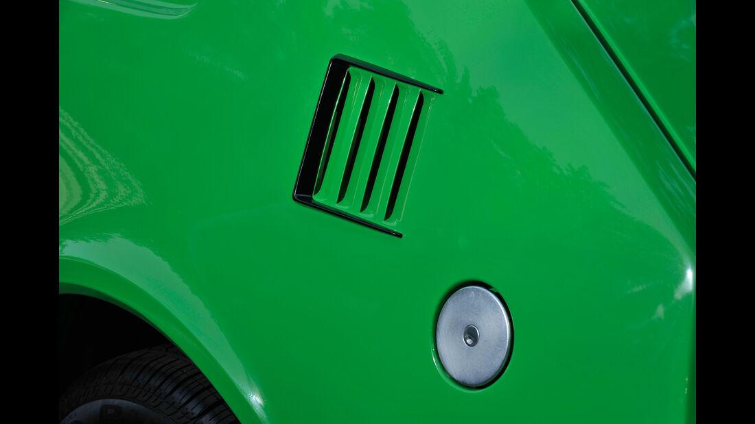 Seat 1200 Sport Bocanegra, Tankdeckel