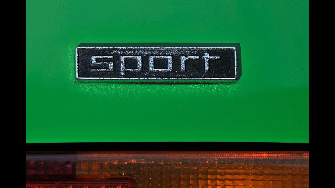 Seat 1200 Sport Bocanegra, Typenbezeichnung