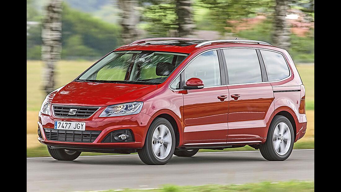 Seat Alhambra, Best Cars 2020, Kategorie L Vans