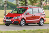 Seat Alhambra, Frontansicht