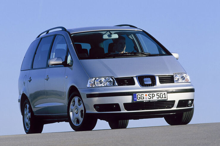 seat alhambra i 7m technische daten auto motor und sport. Black Bedroom Furniture Sets. Home Design Ideas