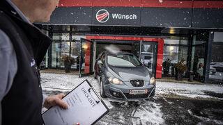 Seat Altea, Gebrauchtwagen-Check, asv04219