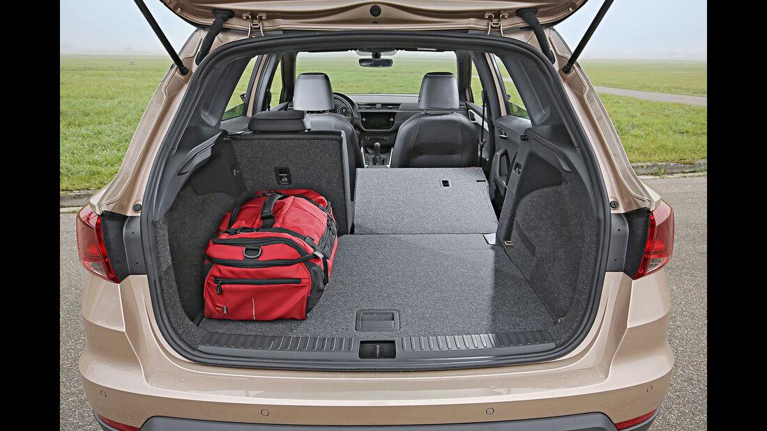 Seat Arona 1.0 TSI Xcellence, Interieur