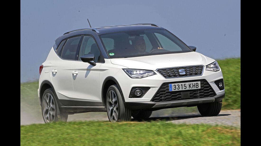 Seat Arona, Best Cars 2020, Kategorie I Kompakte SUV/Geländewagen