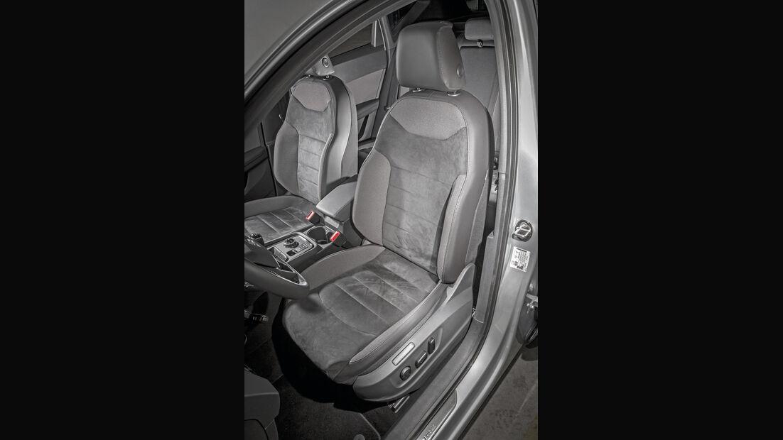 Seat Ateca 1.4 TSI, Fahrersitz