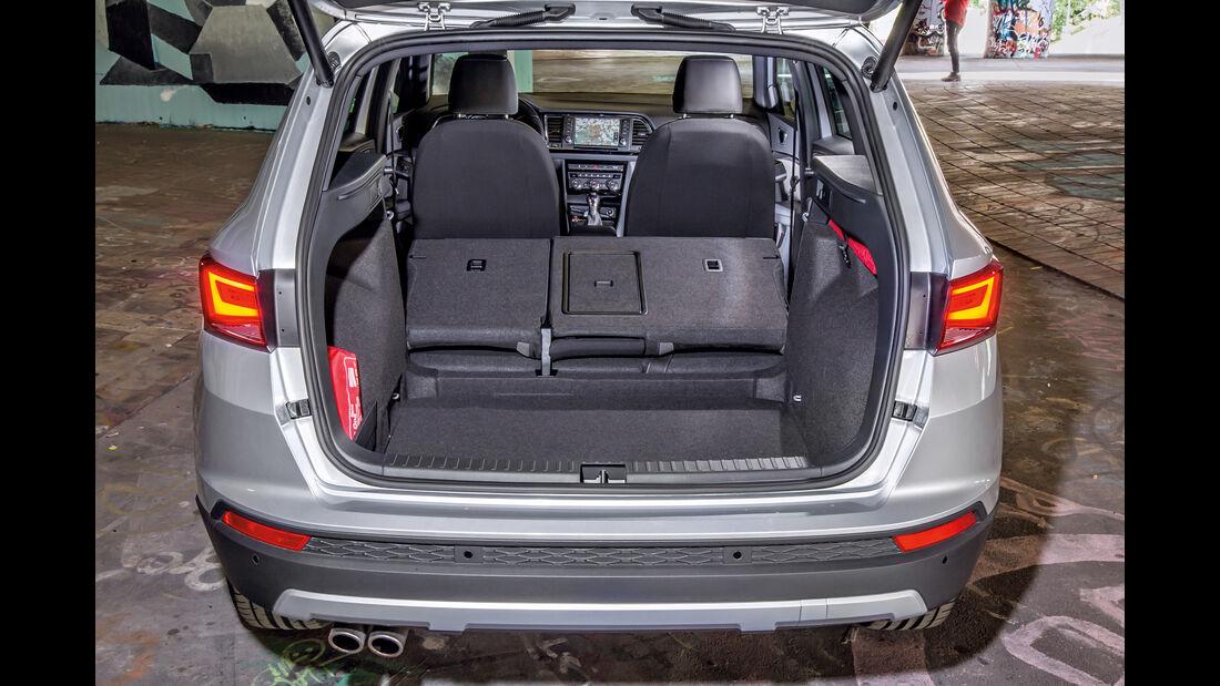 Seat Ateca 1.4 TSI, Kofferraum