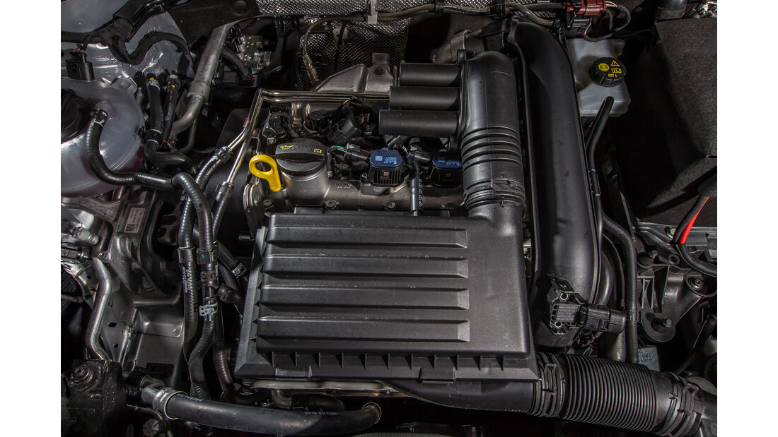 Seat Ateca 1.4 TSI, Motor