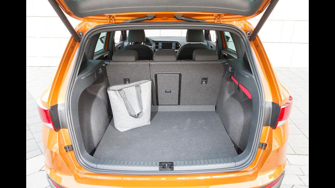 Seat Ateca 2.0 TDI 4Drive, Kofferraum