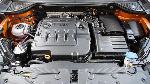 Seat Ateca 2.0 TDI 4Drive, Motor