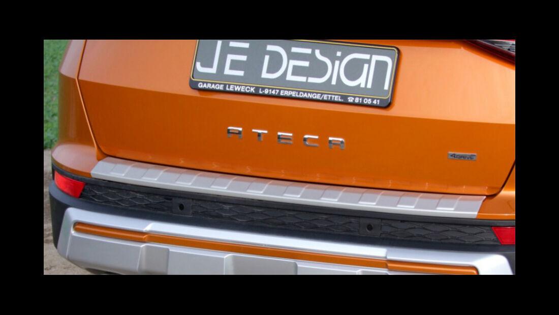 Seat Ateca - JE Tuning - 2017