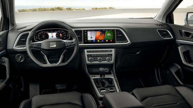 Seat Ateca Modellpflege 2020