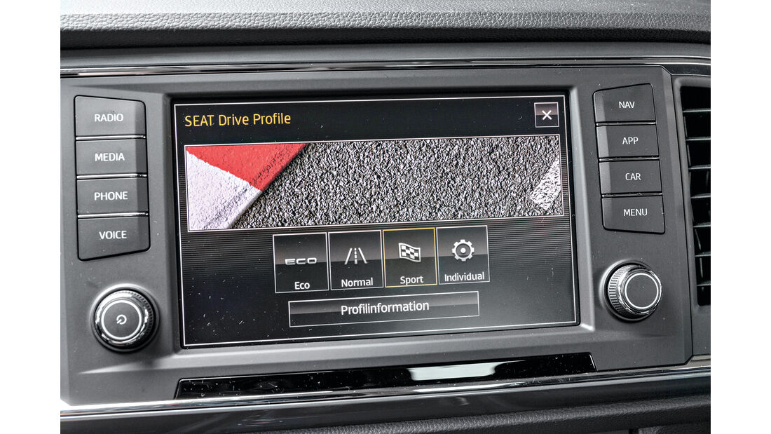 Seat Ateca SUV Vergleich AMS1417