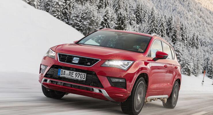 Die 30 Billigsten 4x4 Winter Suv Bis 30000 Euro Auto Motor Und Sport