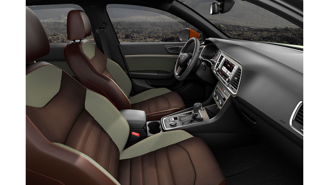 Seat Ateca X-Perience