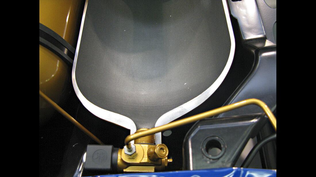 Seat, CNG-Technik, alternative Antriebe