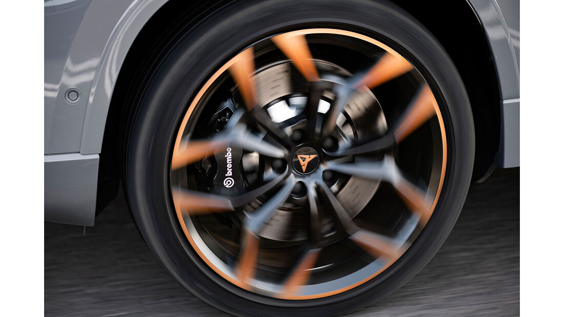 Seat Cupra Ateca Limited Edition Sondermodell