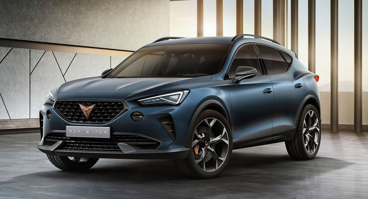 cupra formentor 2020 suv coup mit 300 ps auto motor. Black Bedroom Furniture Sets. Home Design Ideas