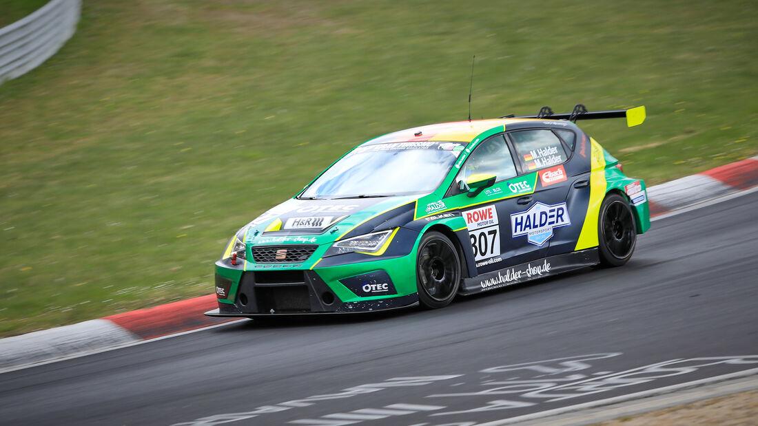 Seat Cupra - Startnummer #307 - SP3T - NLS 2021 - Langstreckenmeisterschaft - Nürburgring - Nordschleife
