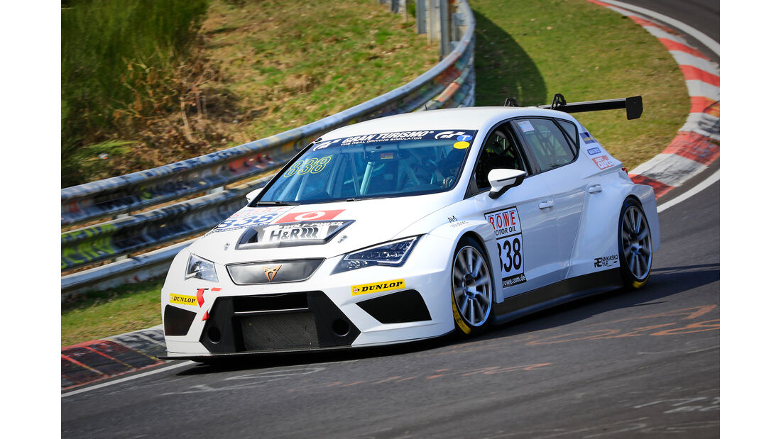 Seat Cupra TCR - Startnummer #838 - TCR - VLN 2019 - Langstreckenmeisterschaft - Nürburgring - Nordschleife