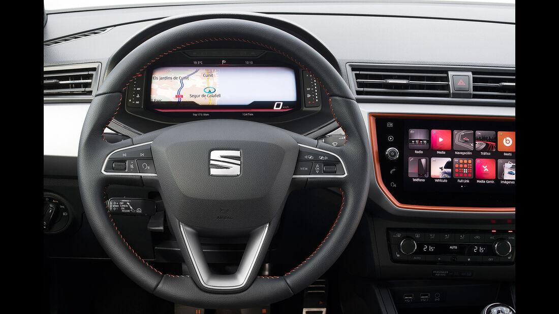 Seat Digital Cockpit