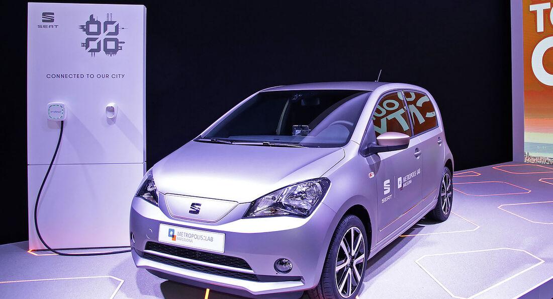 Seat E-Mii Prototyp