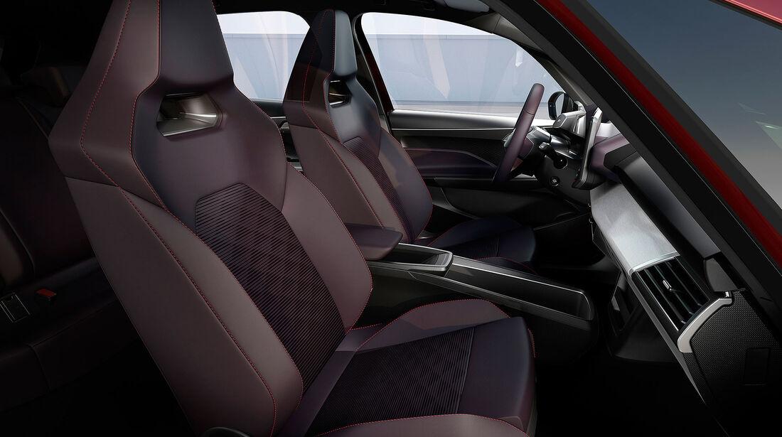 Seat El Born Elektroauto