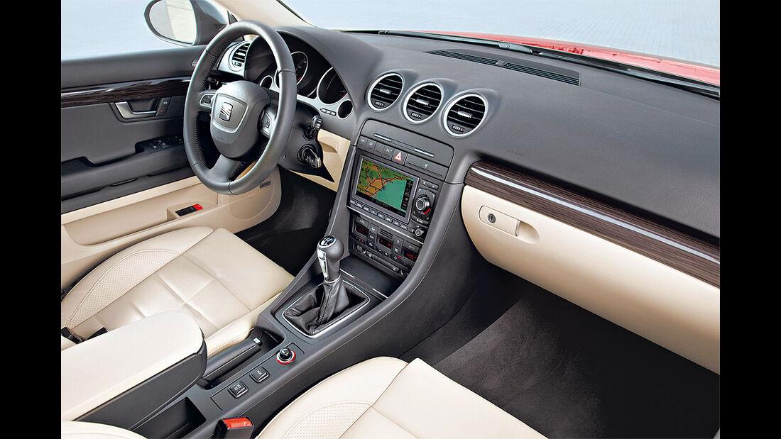 Seat Exeo ST, Kombi, Cockpit